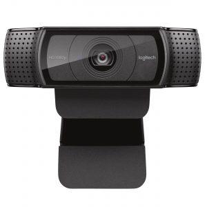وب کم لاجیتک مدل C920 HD Pro