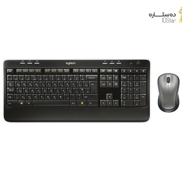 کیبورد و ماوس لاجیتک مدل MK520 با حروف فارسی