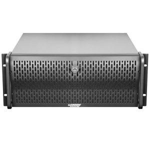 کیس کامپیوتر رکمونت گرین مدل G600 4U