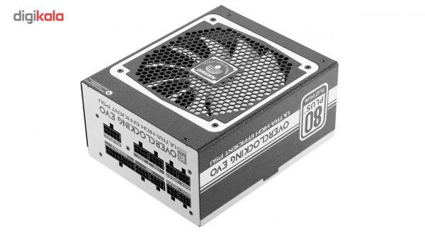 منبع تغذیه ماژولار گرین مدل GP750B-OCPT