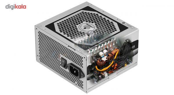 منبع تغذیه کامپیوتر گرین مدل GP380A-ESD