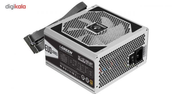منبع تغذیه کامپیوتر گرین مدل GP330A-EUD