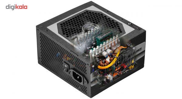 منبع تغذیه کامپیوتر گرین مدل GP580A-ESD