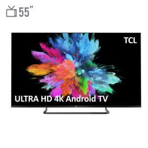 تلویزیون ال ای دی هوشمند تی سی ال مدل 55P8SA سایز 55 اینچ