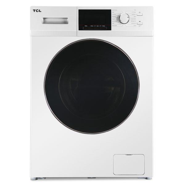 ماشین لباسشویی تی سی ال مدل M84-AWBL/ASBL ظرفیت 8 کیلوگرم
