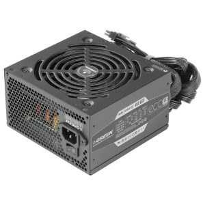 منبع تغذیه کامپیوتر گرین مدل GP450A-ECO Rev3.1