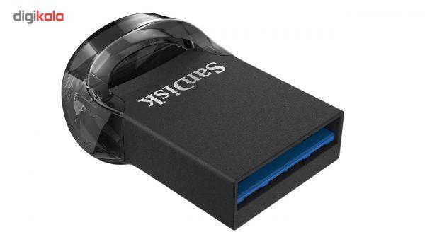 فلش مموری سن دیسک مدل Ultra Fit ظرفیت 16 گیگابایت